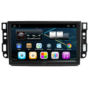"9"" Android Headunit Autoradio Head Unit Stereo Car Multimedia GPS for Chevrolet Captiva Epica Aveo Spark Lova Optra"