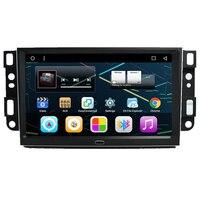 9 Quad Android 6.0 Headunit Autoradio Head Unit Stereo Car Multimedia GPS for Chevrolet Captiva Epica Aveo Spark Lova Optra