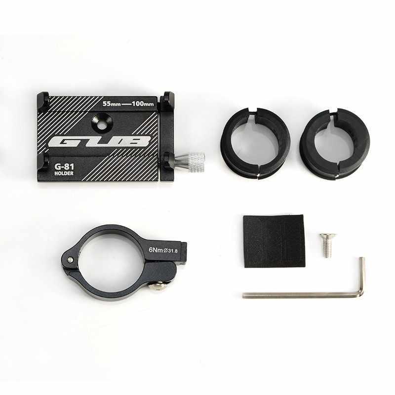 GUB G81 G-81 Алюминий велосипедный держатель для телефона для смартфонов 3,5-6,2 дюймов Регулируемый Поддержка GPS держатель для телефона на велосипед кронштейн