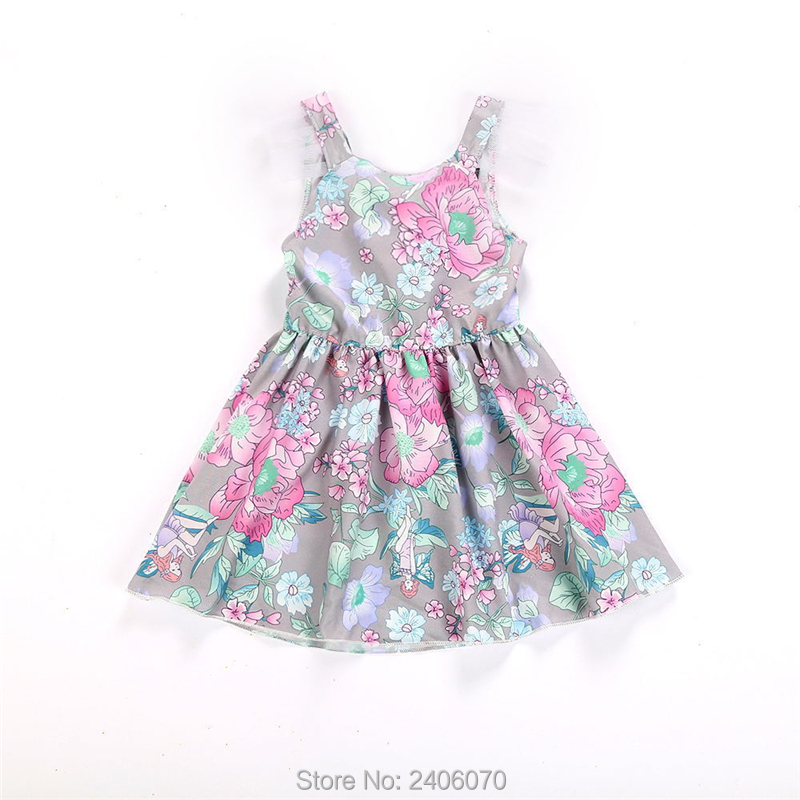 baby girl party princess lace dress summer flower toddler tutu dress 2018 summer children clothing ems dhl free shipping toddler little girl s 2017 princess ruffles layers sleeveless lace dress summer style suspender