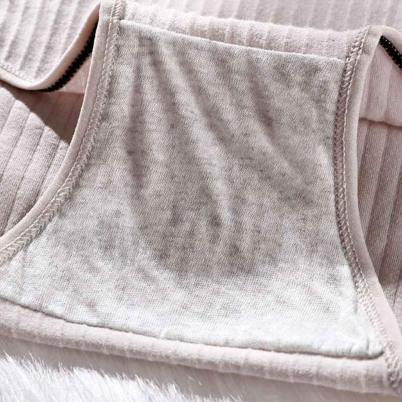 Mulheres japonesas meninas baixo aumento esportes underwear fio com nervuras listras verticais calcinha tanga cor sólida algodão lingerie briefs