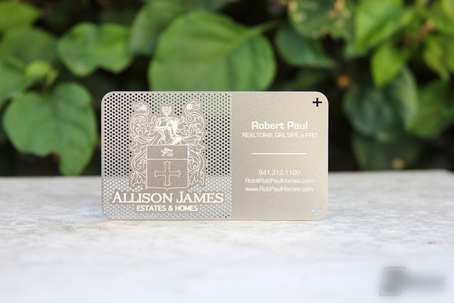 Cut out holes stainless steel exclusive silver metal card business cut out holes stainless steel exclusive silver metal card business card silver cards fancy cards high reheart Choice Image