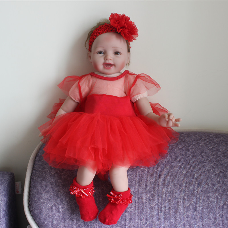 Summer New Born Baby Girls Infant Dress&clothes red Bow Kids Party Birthday Outfits Headbands +Shoes clothes Set Flowers dress
