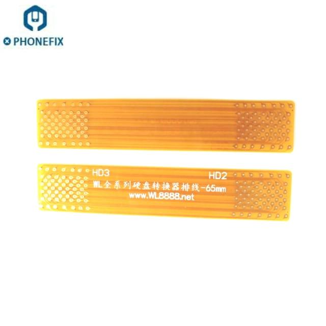 PHONEFIX 5pcs/lot Long Ribbon Cable Flex FPC Wire for iPhone 4/4S/5 ...