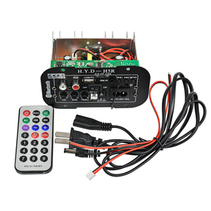 Image 3 - AIYIMA caisson de basses amplificateur carte voiture Bluetooth Audio amplificateurs 12V 24V 220V pour 5 8 pouces haut parleurs bricolage