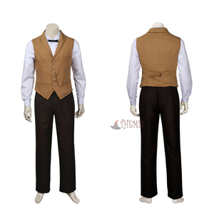 Image 3 - New Fantastic Beasts and Where to Find  Them Newt  Scamander Cosplay Costumes high quality custom made