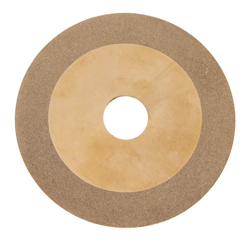 100mm Diamond Coated Saw Blades Glass Grinding Cutter Circular Saw Blade Ceramic Tile Cutting Wheel Disc Rotary Tool