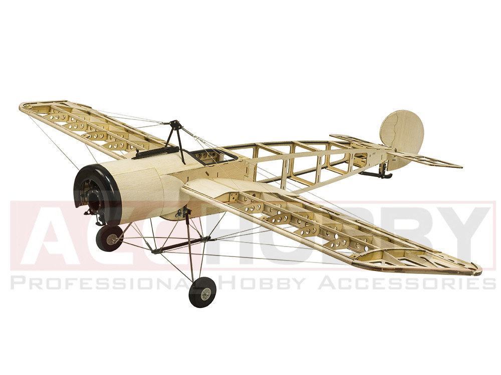 Balsa, Fokker, Balsawood, Cut, III, PLANE