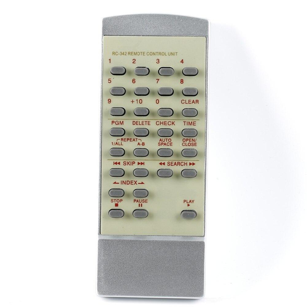 Новый пульт дистанционного управления для TEAC RC-342 CD DVD плеер контроллер CD5/7/10/15/20/25/500