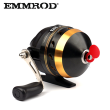 with New Fishing Reel