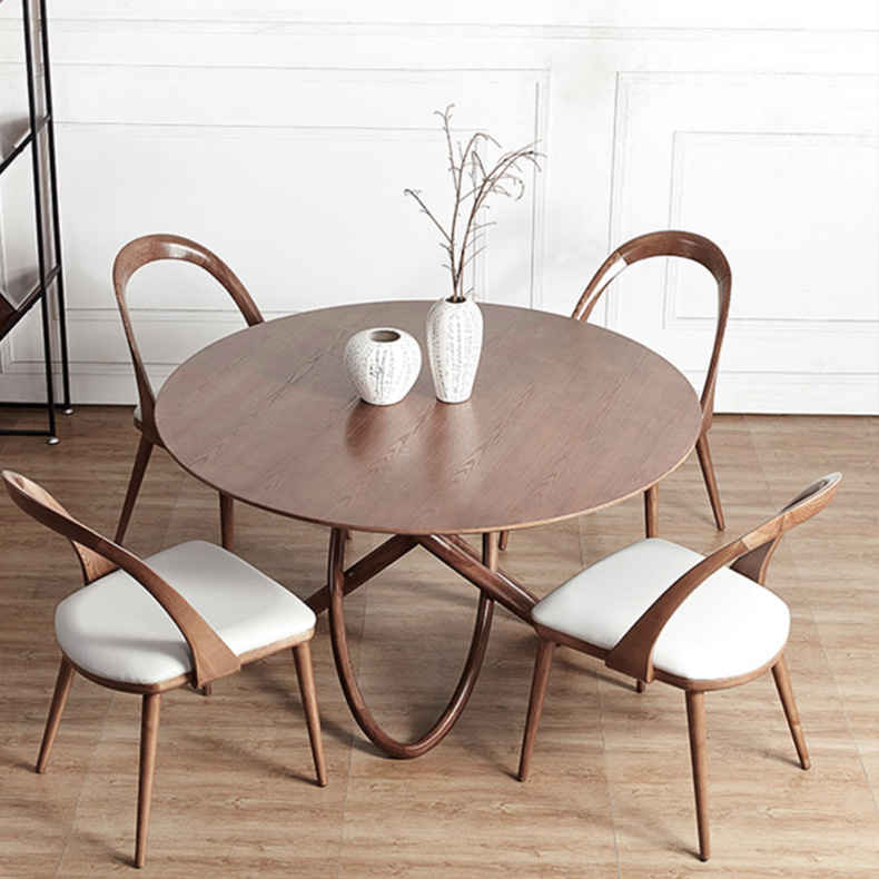 cafe furniture sets solid wood coffee tables chairs sets 1 table 4