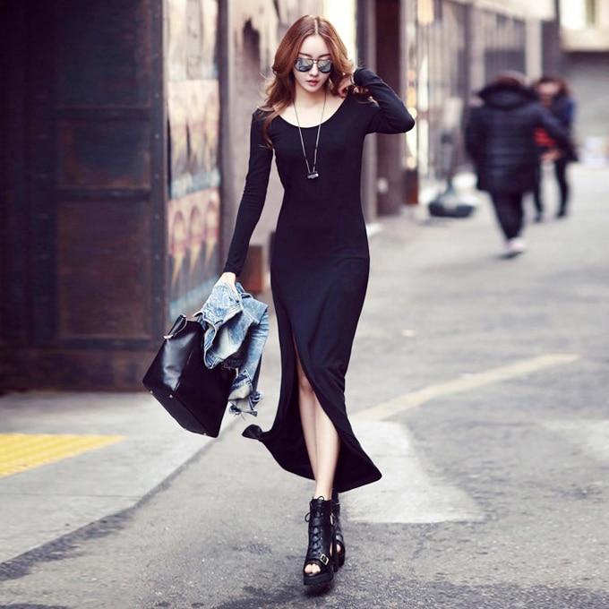 2016-HOT-selling-dresses-women-s-fashion-spring-black-dress-font-b-office-b-font-lady Saat Jenuh dengan Pekerjaan, Lakukan 7 Hal Ini Untuk Kembali Mencintai Profesimu
