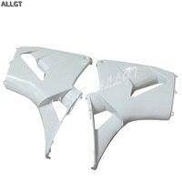 Left Right Mid Side Fairing For CBR600RR 2003 2006 CBR 600RR 03 04 05 06 F5 Unpainted White