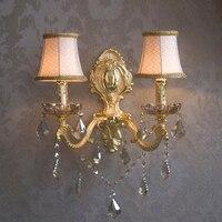 Зеркало led лампы для кабинета Ванная комната свет тщеславия Алюминий настенный Освещение для макияжа зеркало настенный светильник с ткани ...