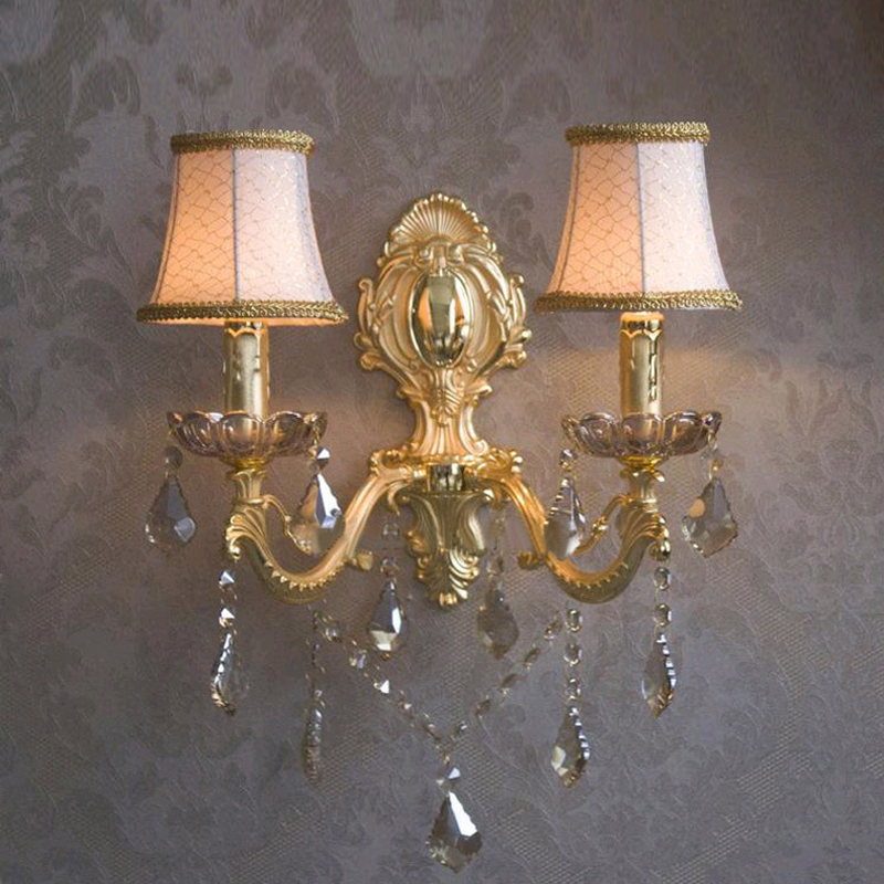 Bathroom Vanity Lights With Fabric Shades compare prices on lighting wall mount- online shopping/buy low