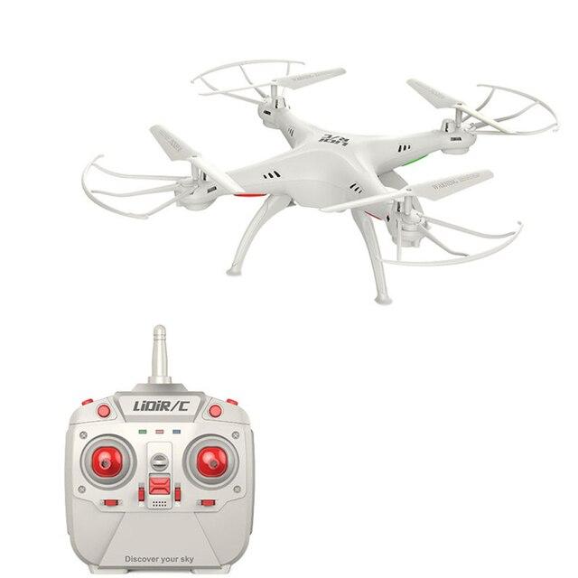 Горячие Продажи L15W 2.4 Г 4CH 6-осевой Гироскоп RC Quadcopter ВОЗДУХА Пресс-Высота Удержания Подарок 1 ШТ. 4 Ноября