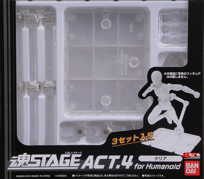 new STAGE ACT Stand Bracket Transparent figma pvc action figures toys 12cm in box movable free shipping