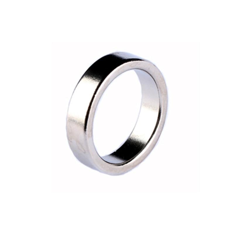 Магнитное кольцо для фонарика Jiguoor, наружный диаметр 20 мм, внутренний диаметр 16 мм, высокий 5 мм