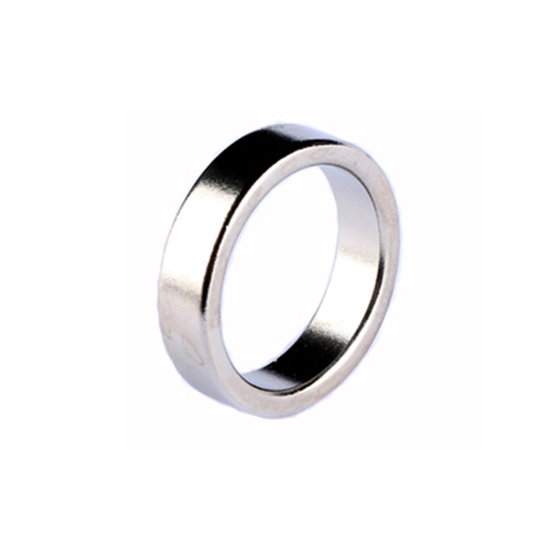 Jiguoor Flashlight tail magnet magnetic ring 20*16*5mm ring outer diameter 20mm, inner diameter 16mm, high 5mm