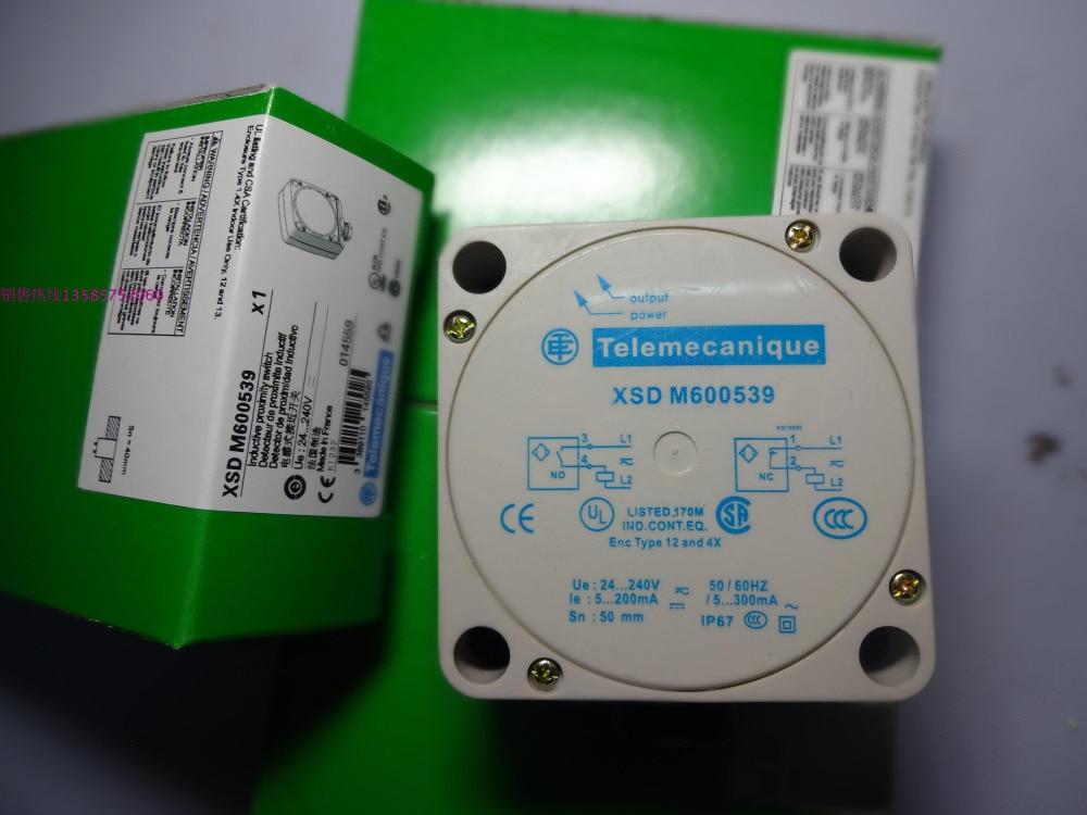 Schneider XSDM600539 New High-Quality Proximity Switch Sensor Warranty For One Year proximity switch ime12 04bpozc0s pnp nc m12 sick 100% brand new high quality warranty for one year