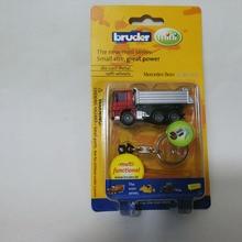 Bruder 1:128 Actros брелок грузовик игрушка