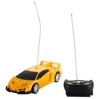 2017 New Style Fashion Funny Speed Radio Remote Control RC Car Truck Racing Car Toys X6
