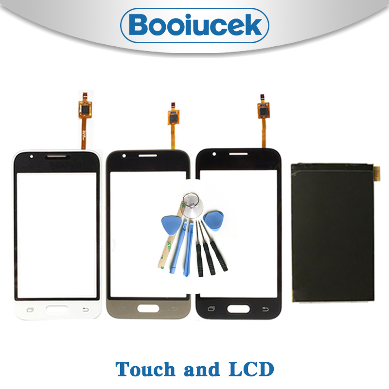 High Quality 4.0'' For Samsung Galaxy J1 Mini <font><b>J105</b></font> SM-J105F J105B <font><b>Lcd</b></font> Display With Touch Screen Digitizer Sensor image