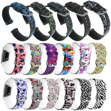 Fashion Fitness Bracelet Wrist Strap for Fitbit Charge 3 Ban