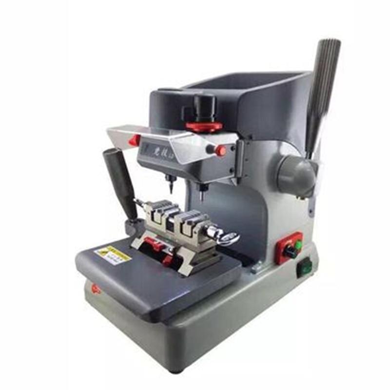 AC 110V/ AC 220V End Milling Key Machine Locksmith Electric Key Cutting Machine Vertical Universal Key Copy Machine L2