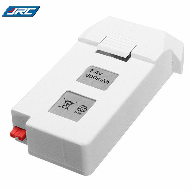 Original JJR/C JJRC H39WH Rechargeable Battery 7.4V 600MAH Lipo Battery for FPV Camera Drone Accessories RC Quadcopter Acces jjr c jjrc h43wh h43 selfie elfie wifi fpv with hd camera altitude hold headless mode foldable arm rc quadcopter drone h37 mini