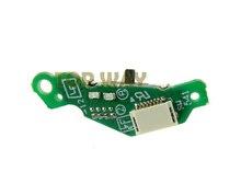 Tablero con interruptor de encendido y APAGADO para PSP3000 PSP 3000, 2 unids/lote