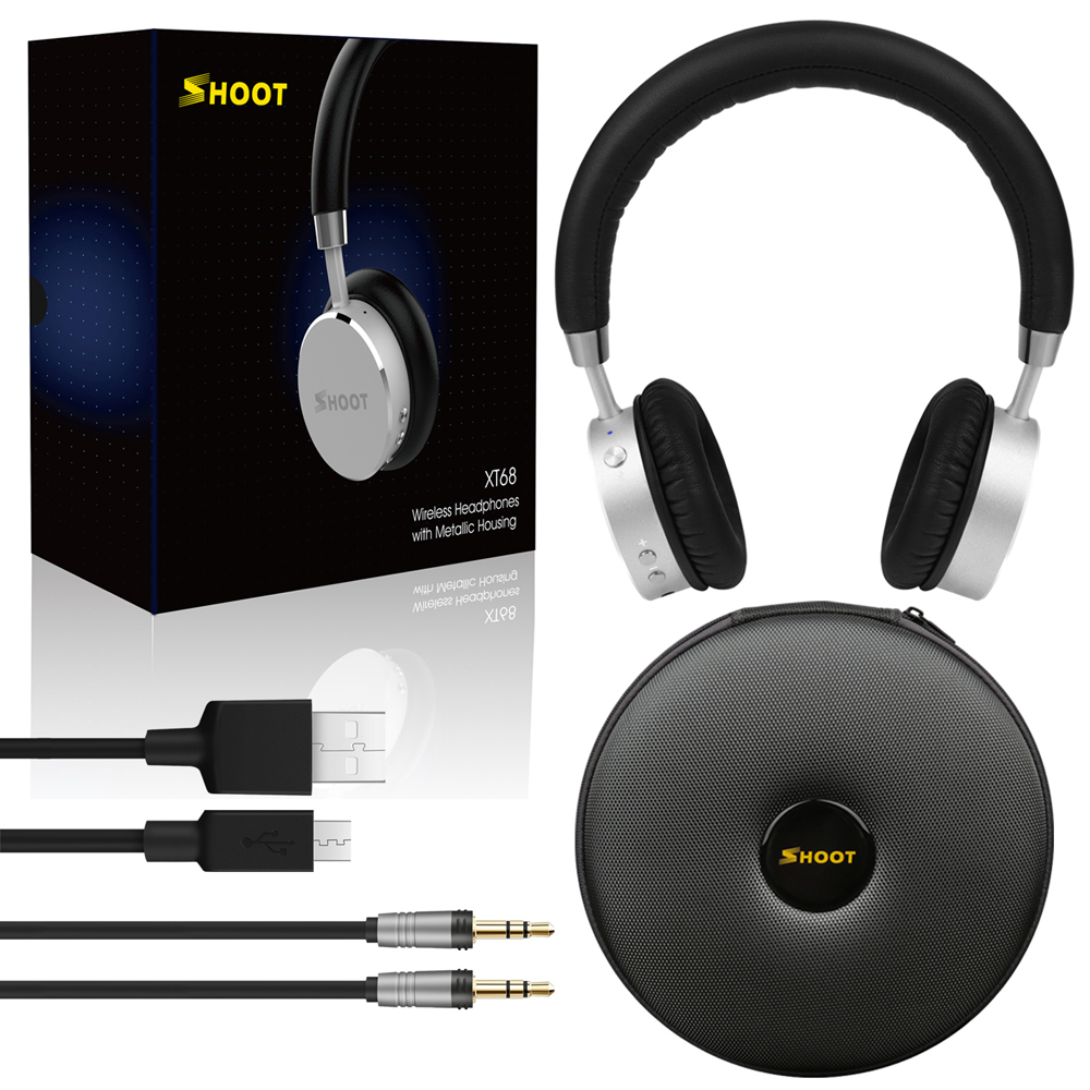 Casque d'écoute Bluetooth sans fil pour iPhone Xiaomi lenovo meizu téléphone Microphone intégré Xiomi casque DJ musique PK Bluedio t2