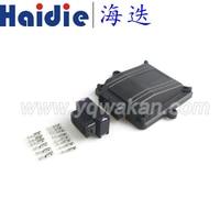 Free shipping 1set 24p ECU plastic enclosure box case motor car LPG CNG conversion ECU controller auto connector parts