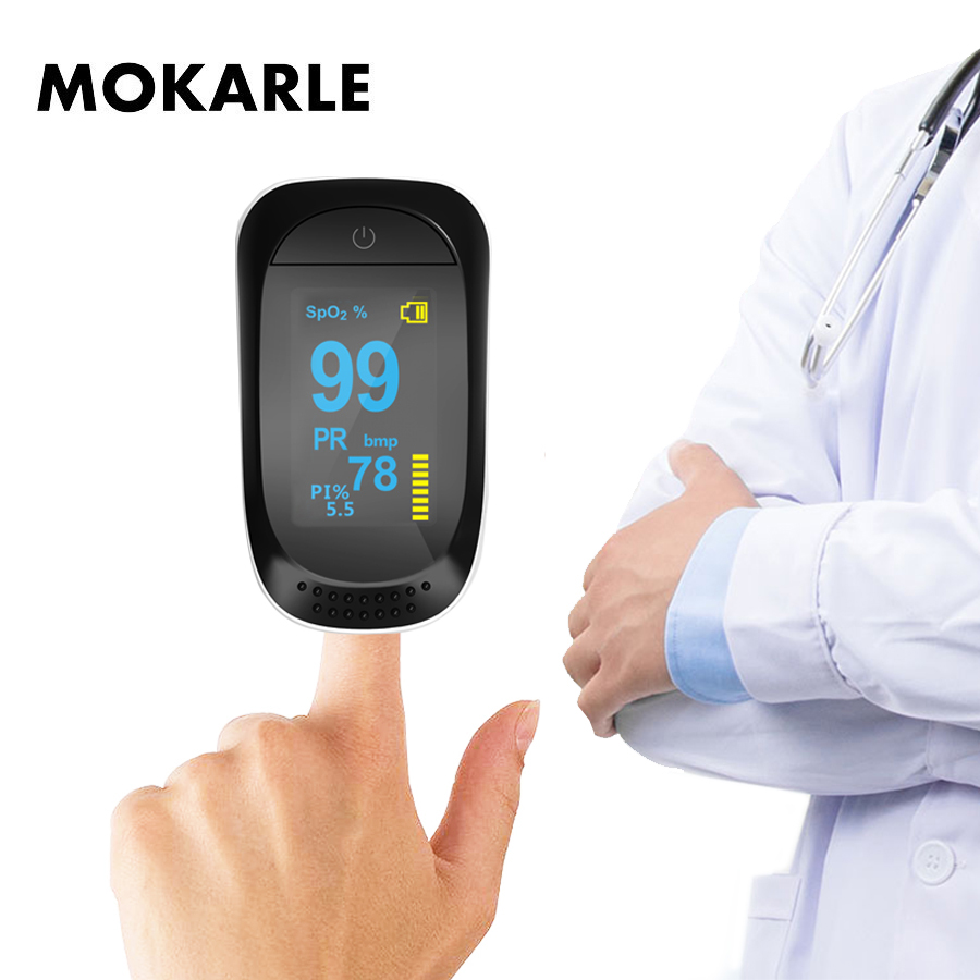 Fingertip Pulse Oximeter Blood Oxygen Finger SPO2 PR PI Alarm Oximetro Pulsioximetro Oled Heart Rate Blood Pressure Monitor oled pulse finger fingertip oximeter blood spo2 pr heart rate monitor