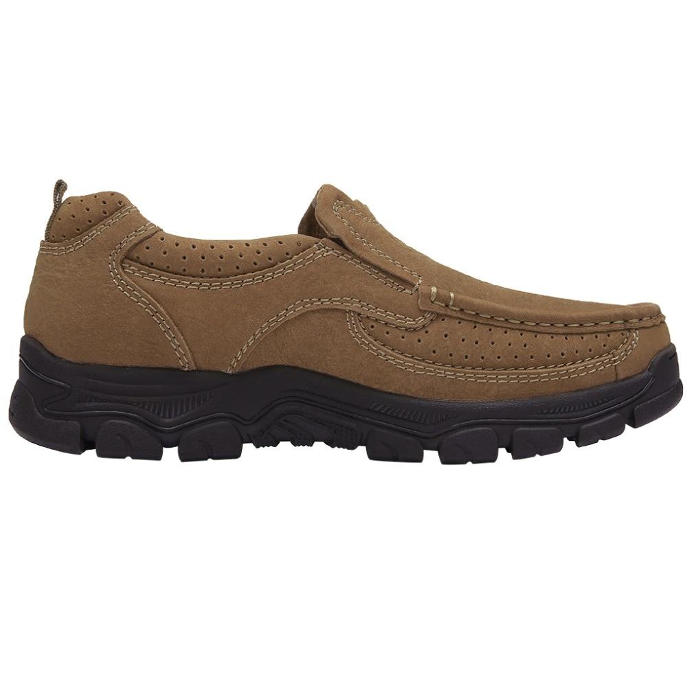 Color1 lavoro outdoor uomo da uomo scarpe casual Cammello grande tendenza in set da 47 piede K832344020 per dimensione pelle appartamenti inghilterra vera qgwAxSa1