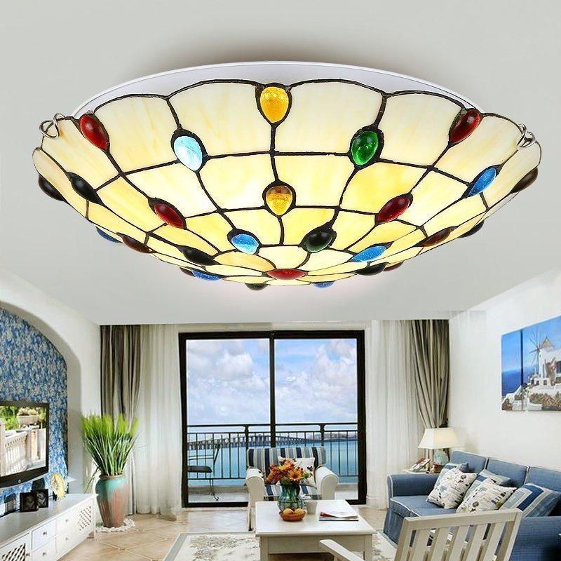 Modern Church Ceiling Lights For Living Room Luminarias Para Sala Plafon Led Grass Ceiling Lamp Fixtures For Bedroom Aliexpress