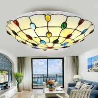 Modernas luces de techo de iglesia para sala de estar luminarias para sala plafon led césped lámparas de techo accesorios para dormitorio