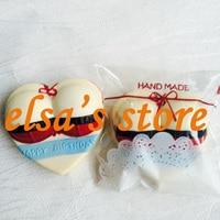 Squishy 1pcs Super Super Slow Rising Rare Squishy Jumpo Blue Ocean Heart Bikini Cake Squishy Tag