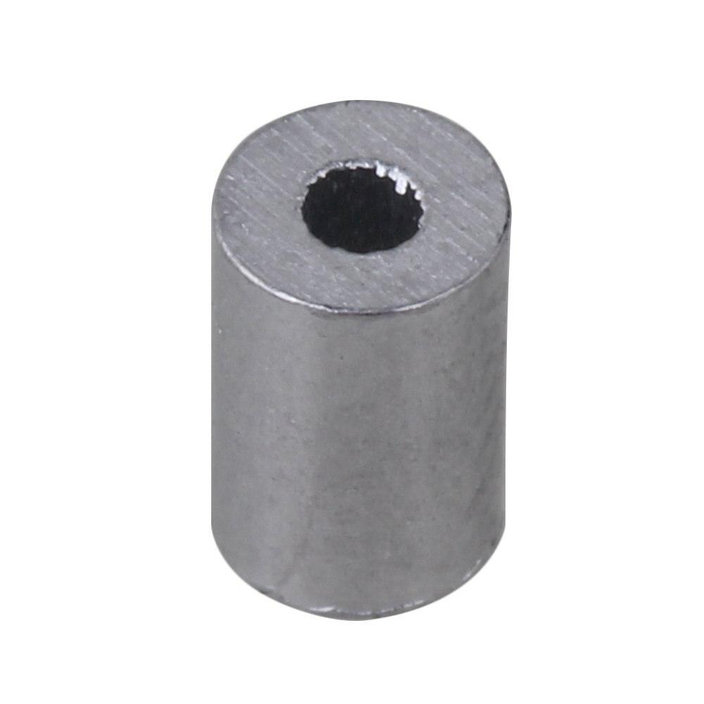 1mm Runde Aderendhülsen Splitter Aluminium Crimpen Schleife ...