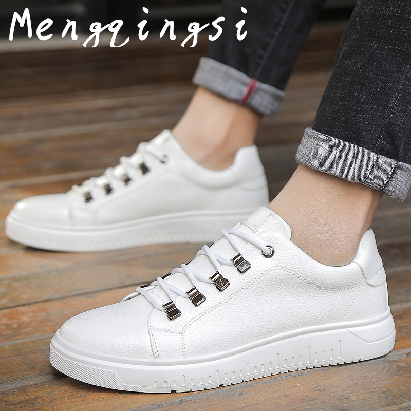 2018 High quality men casual shoes man Tide Fashion Comfortable breathable mesh/Big size 36-45 Men's shoes male ZA18