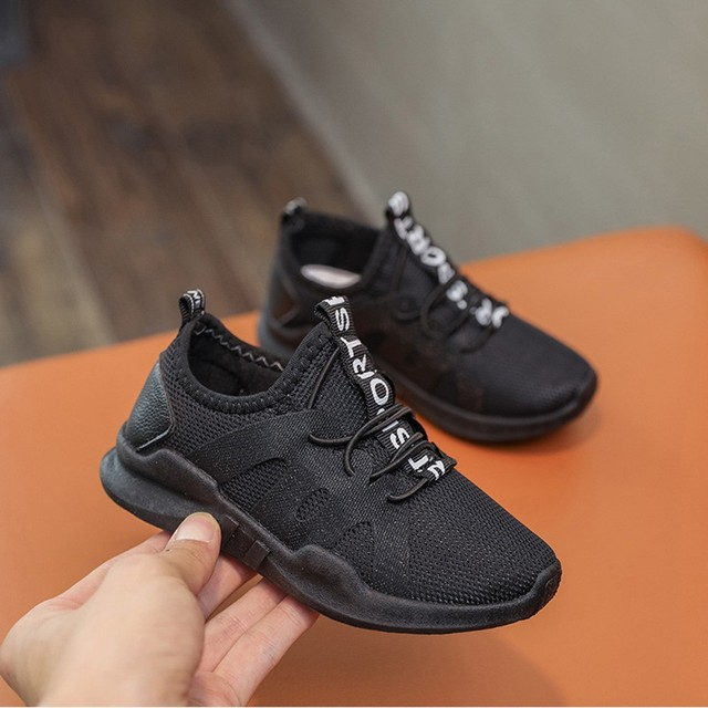 Children's and boys'leisure shoes Student  Summer net shoes breathable red shoes new style 2019 Zapato #YL1