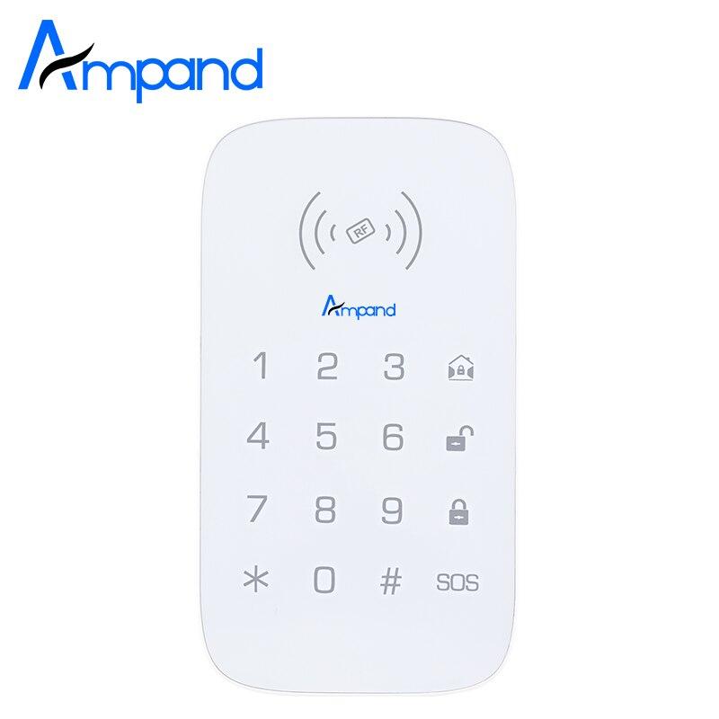 Ampand PK 10 wireless keypad For Wireless GSM WIFI PG103