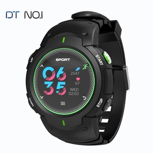 Image 4 - DTNO.1 F13 Smart watch ip68 Waterproof Sport running watch Multisport Color LCD Smart notification Sport tracker for IOS Android