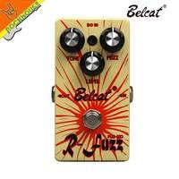 Belcate Fuzz Guitar Effects pedal Analog Fuzz Guitar Pedal Bass fuzz 60's vintage MKIV MK2 Effect True Bypass Free Shipping