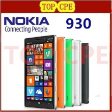 Original Nokia Lumia 930 Unlocked 32GB Quad Core 2.2GHz 2G RAM 5.0″ 20.0MP WIFI GPS NFC Windows Phone Free shipping