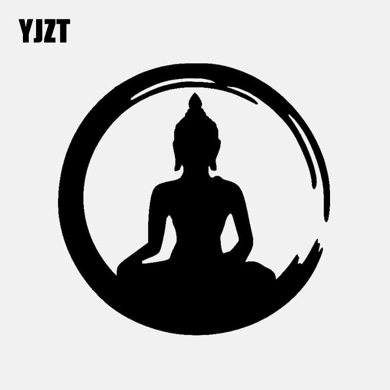 Buddha Buddhismus Indien Yoga Auto Aufkleber Aufkleber Vinyl
