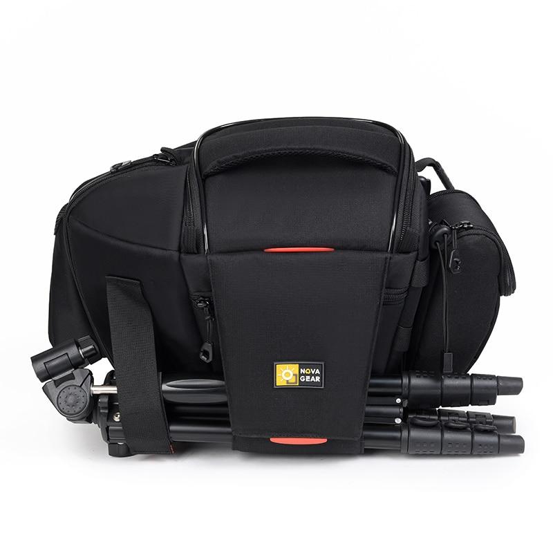NOVAGEAR 80205 New Portable Small Travel Camera Bag Waterproof Casual Shoulder Bags for Canon Mini Camera