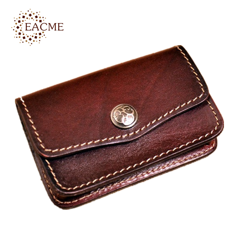 EACME Handmade Business Card Holder Bank Card Bag Packs Exquisite ...