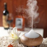 Protable 160ml Aroma Diffuser Ultrasonic Air Humidifier Electric Aromatherapy Diffuser Home Mist Maker Fogger Oil Freshener