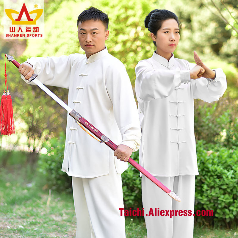 Elasticity Linen  Tai Chi Clothing  Long Sleeved Summer Breathable Sportswe Suit,Wushu, Kung Fu,martial Art Uniform